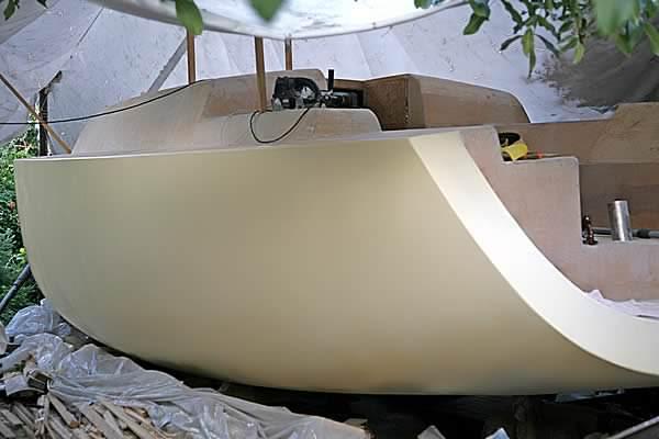строительство лодок из стекловолокна