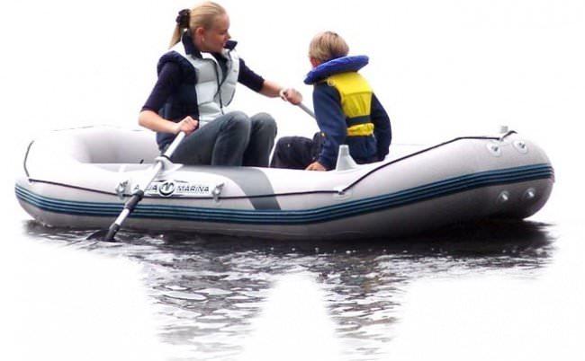 Что нужно иметь при себе на резиновой лодке