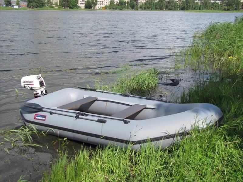 лодка хантер из чего сделаны