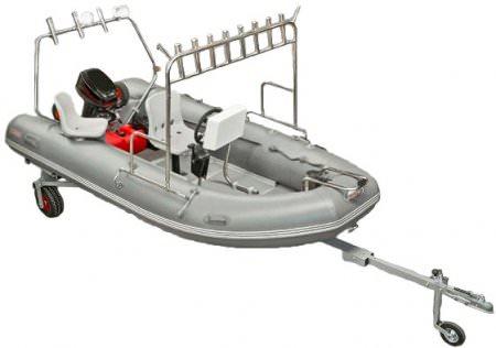 Киль для лодки из пвх своими руками