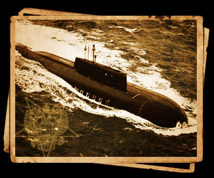 катастрофа подводная лодка 2000 год
