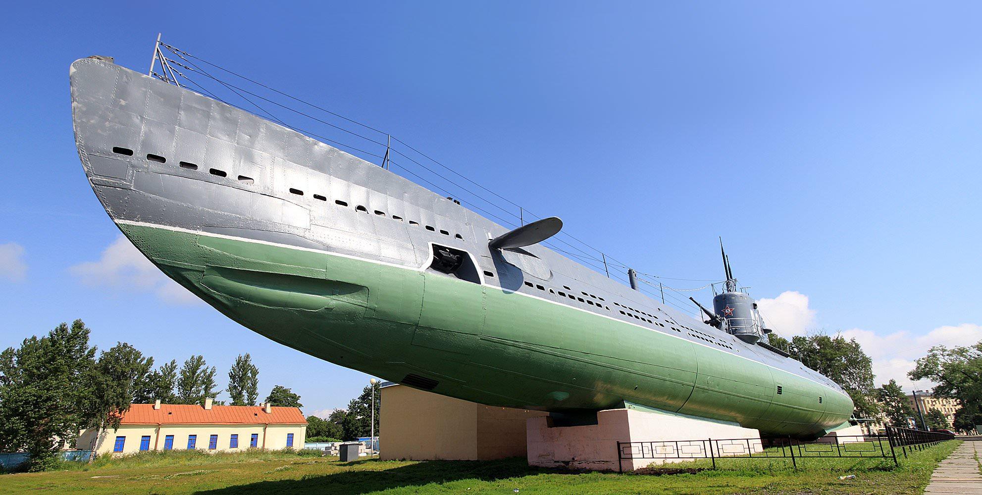 подводная лодка санкт