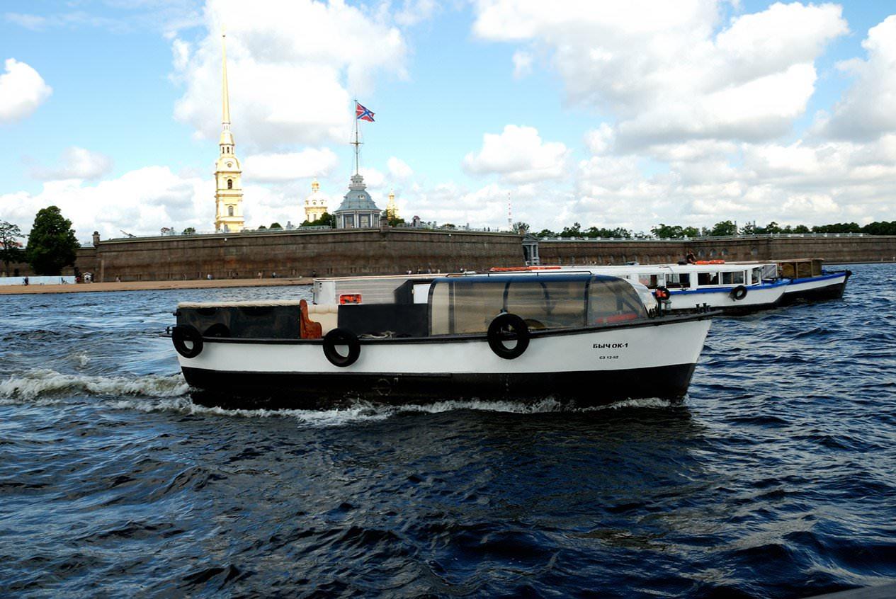 Новые лодки в спб