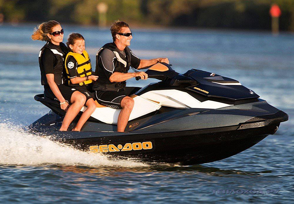 лодки и гидроциклы обучение