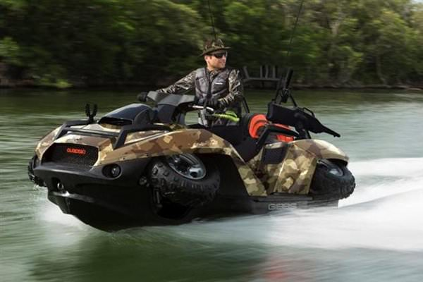 гидроцикл рыбалка