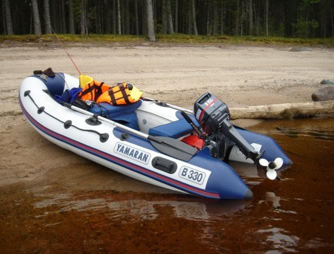 пластиковая лодка 15лс