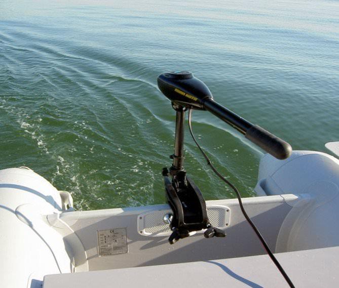 какой электромотор выбрать для лодки
