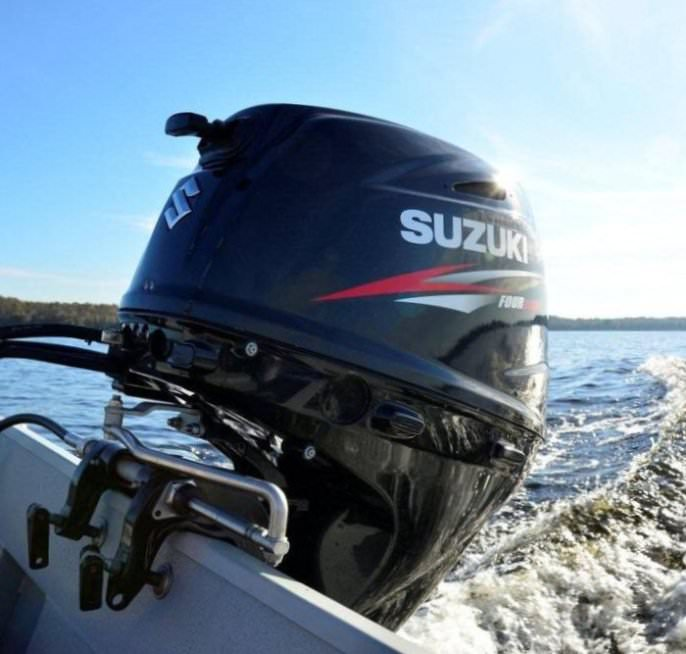 какой расход топлива на лодочном моторе хонда