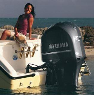 лодочные моторы ямаха 100 расход топлива