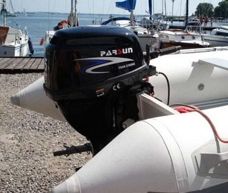 двигатель для надувной лодки какой лучше